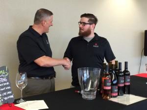April 2, 2016 Résolu Cellars Inaugural Wine Release