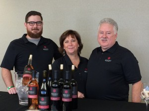 April 2, 2016 Résolu Cellars Inaugural Wine Release